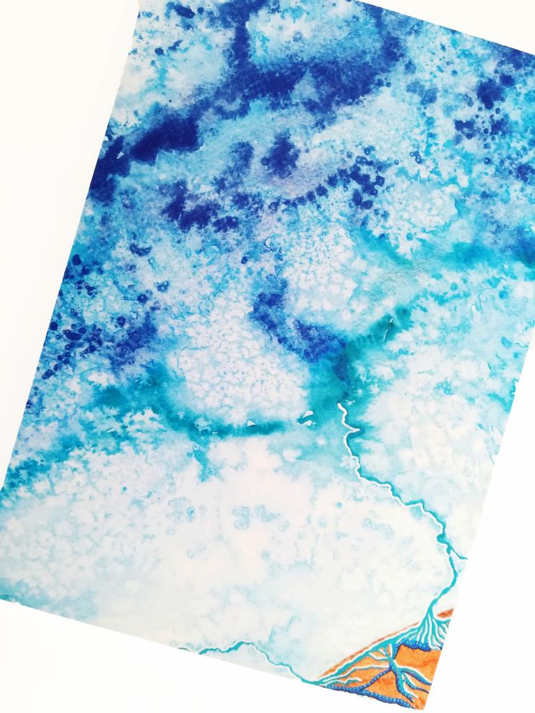 achterkant proefschrift duurzaam watergebruik en waterfootprint - © Elma Hogeboom 2020