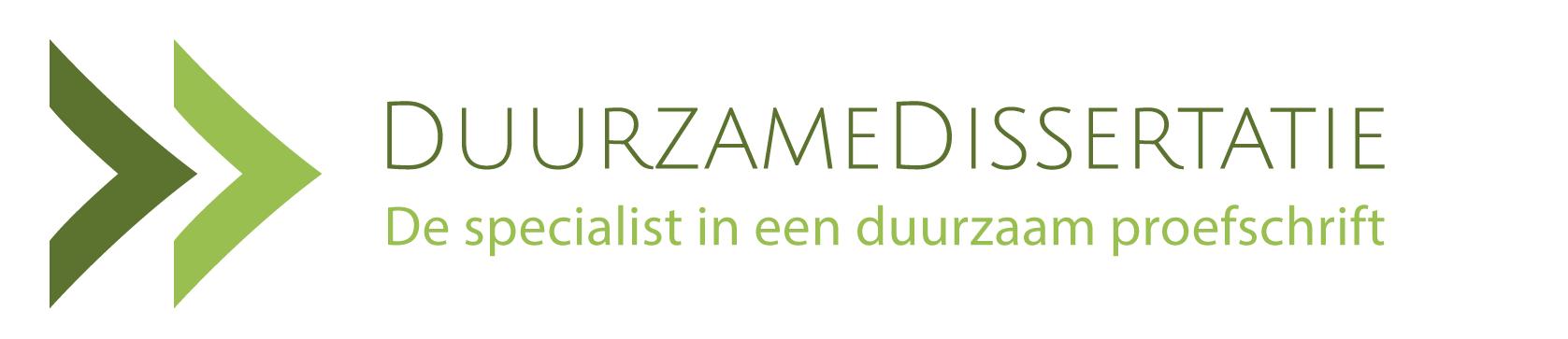 DuurzameDissertatie.nl